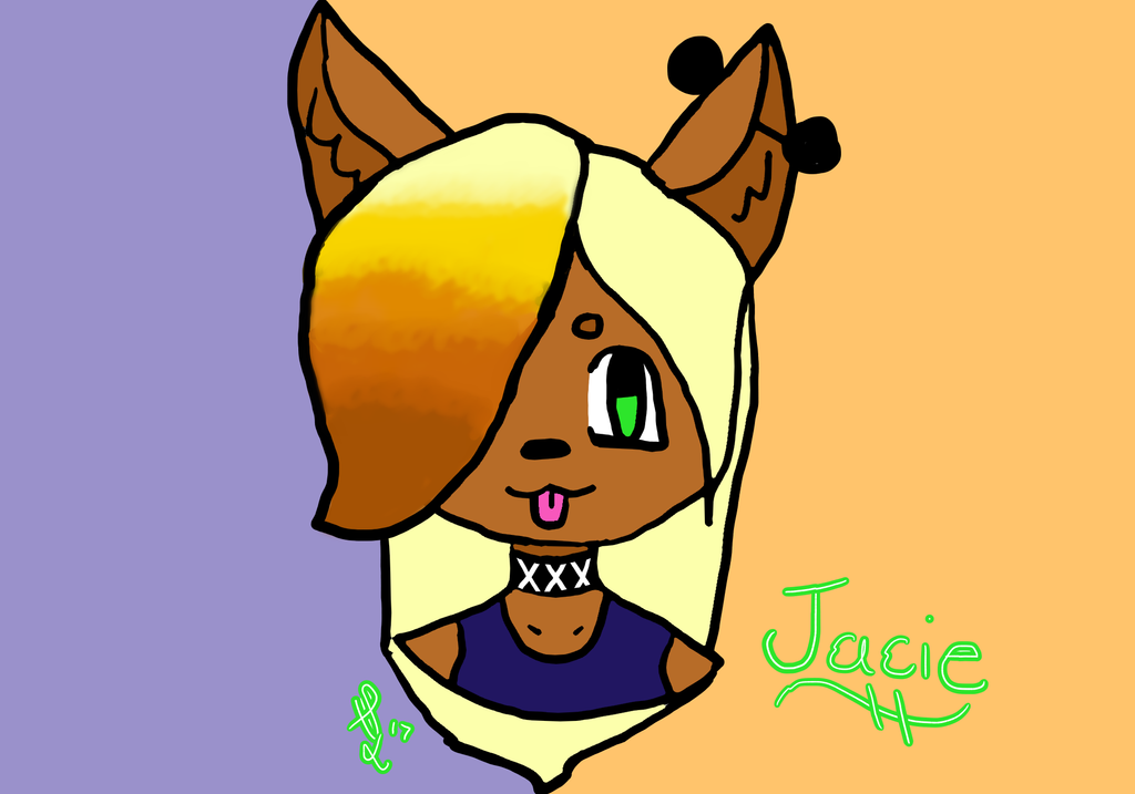 Jacie by Freezeash