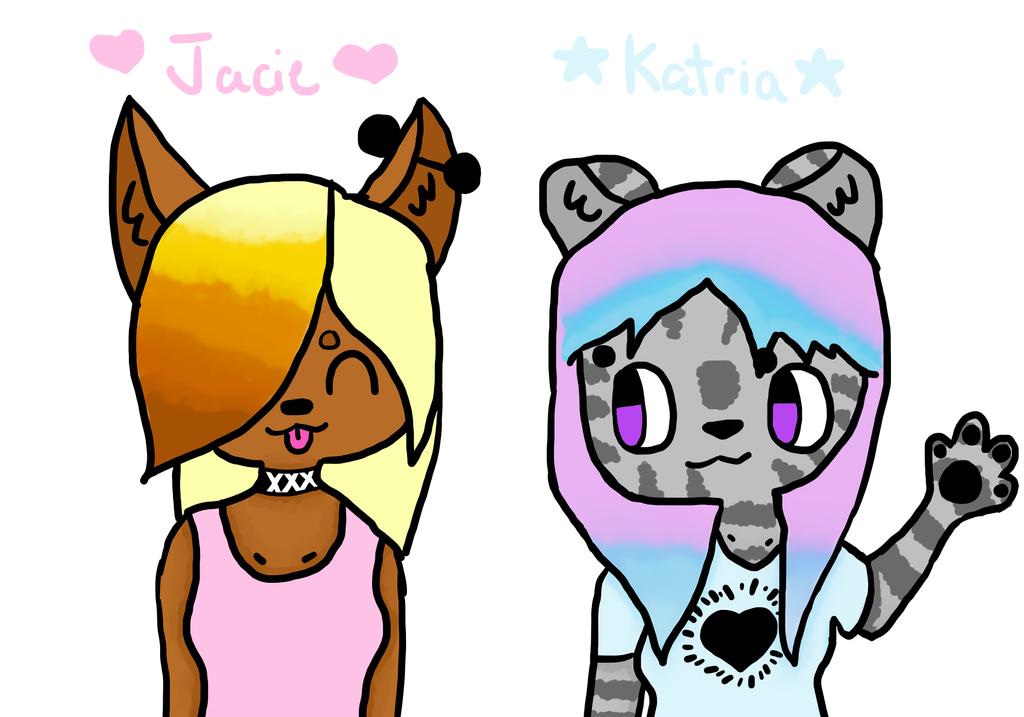 Jacie+Katria by Freezeash