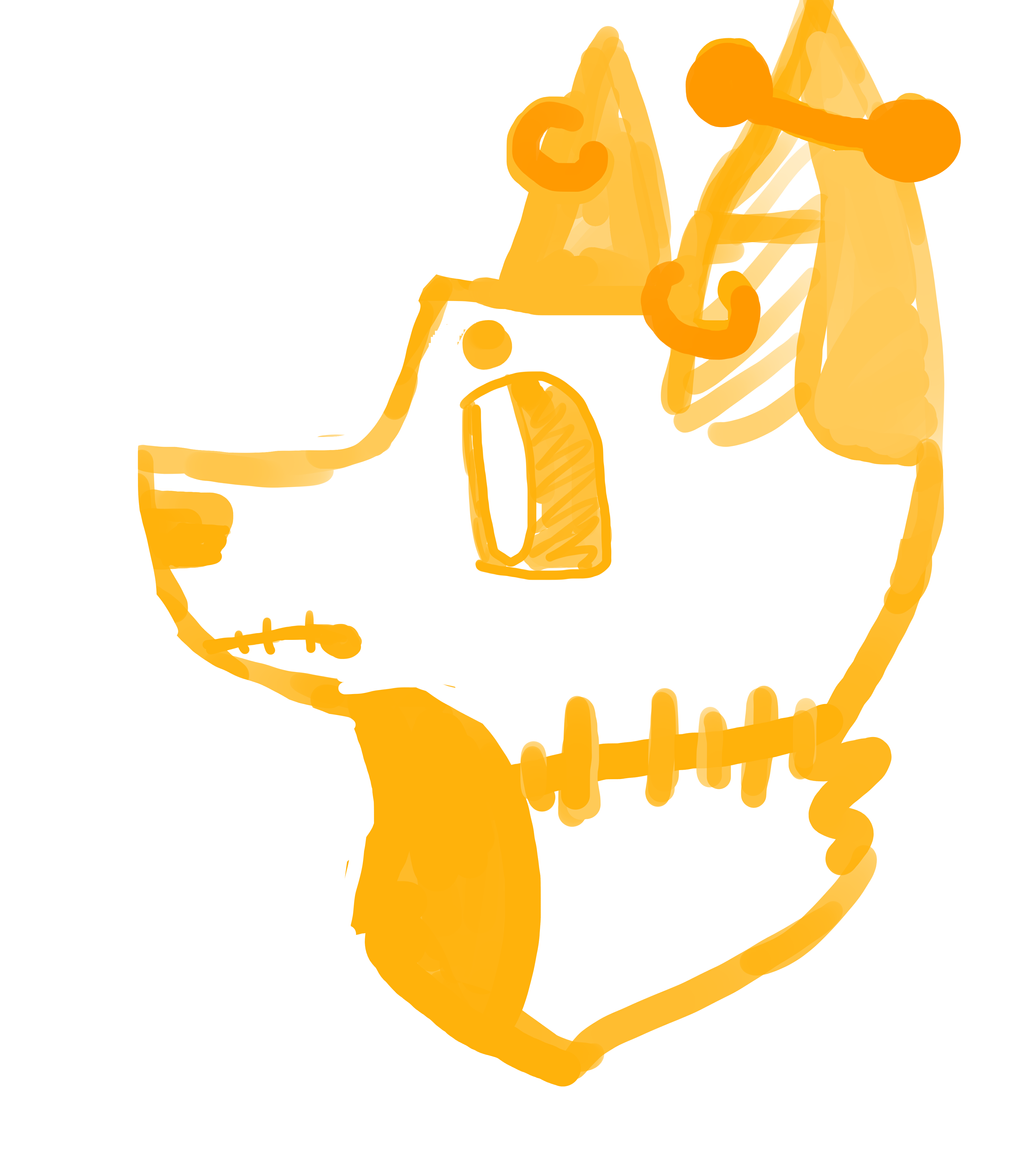 Seishin Doodle by Freezeash
