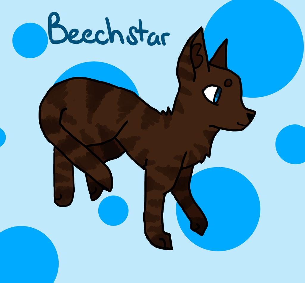 EWCEP 01- SkyClan- Beechstar by Freezeash