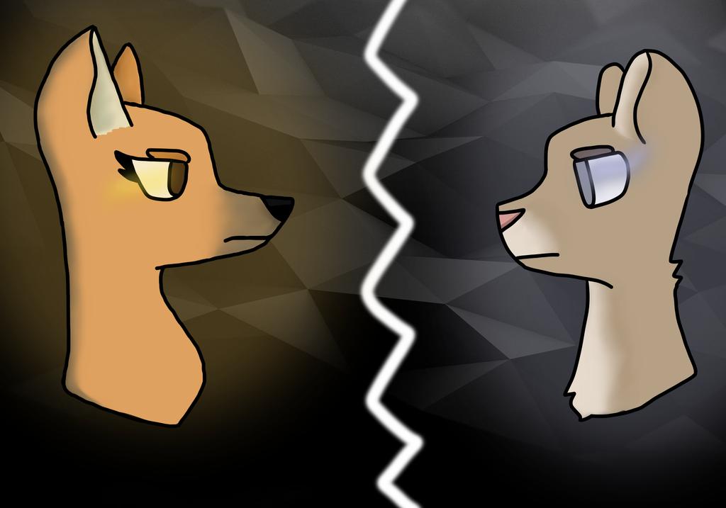Maxie vs Oscar by Freezeash