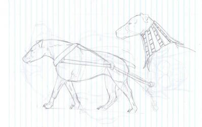 Working Animal by AthenaMyth