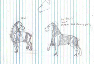 Lionhounds by AthenaMyth