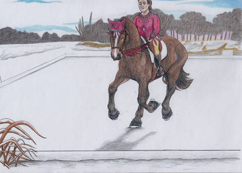 Ice Skates and Hot Drinks - Story Added