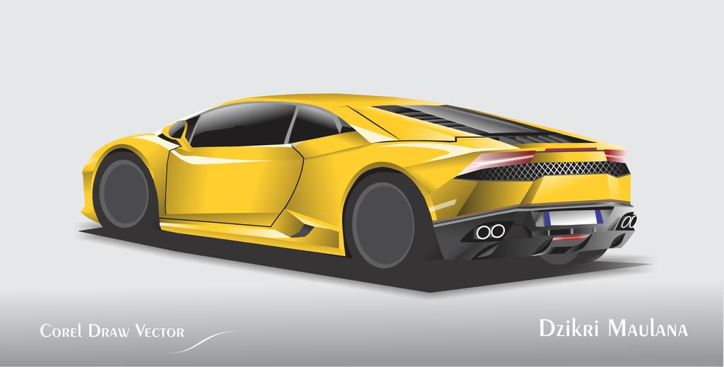 Lamborghini Car Vector By Jicijc On Deviantart
