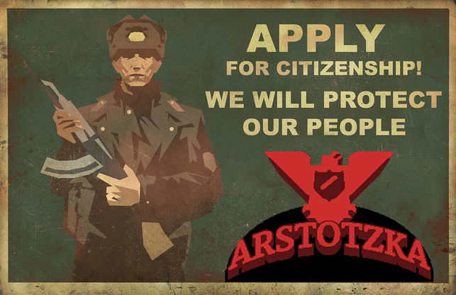 Papers, Please by IutTheRedGlaceon on DeviantArt