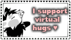 I support virtual hugs by Hurri-star