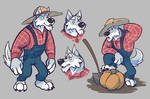 Farmer Wolfbrows