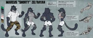 Marcus Zel'Nayah Reference Sheet - for Kyyanno