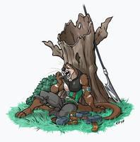 Otterrarium by KingdomBlade