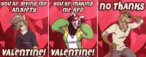 A Happy Valentines Day, r-really!
