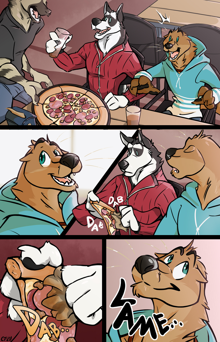 The Promised Pizza [1/2]
