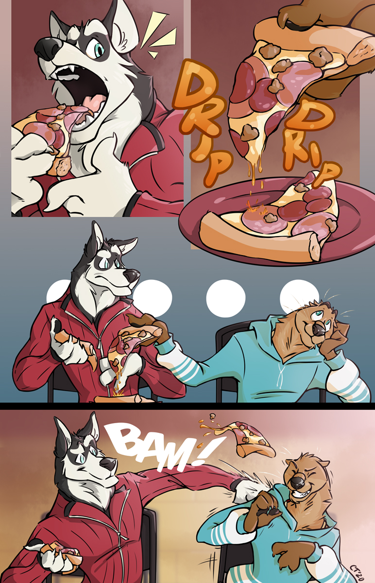 The Promised Pizza [2/2]