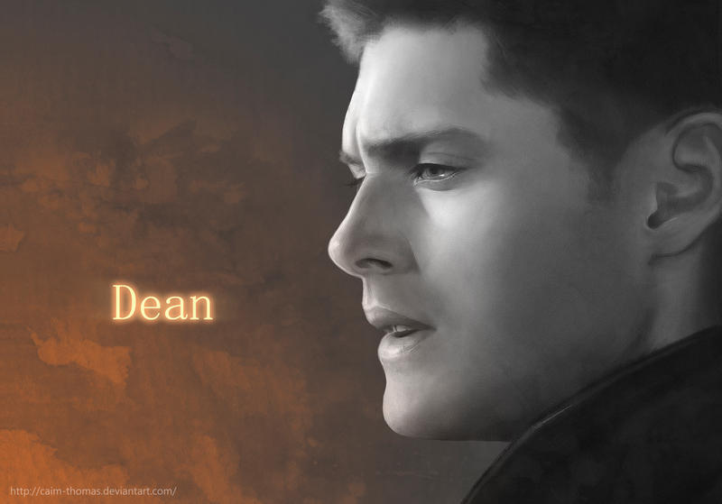 Dean Winchester by Caim-Thomas