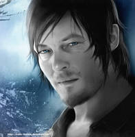 Daryl Dixon by Caim-Thomas