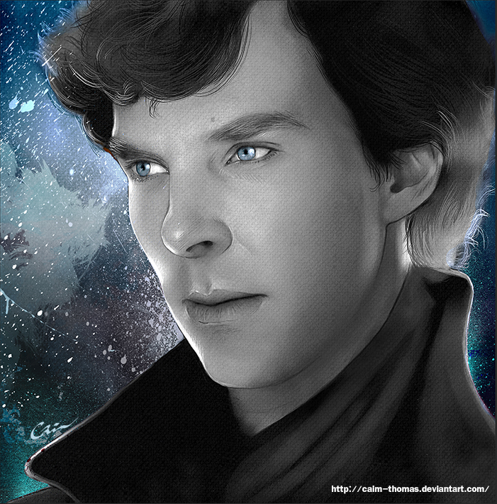 Sherlock by Caim-Thomas