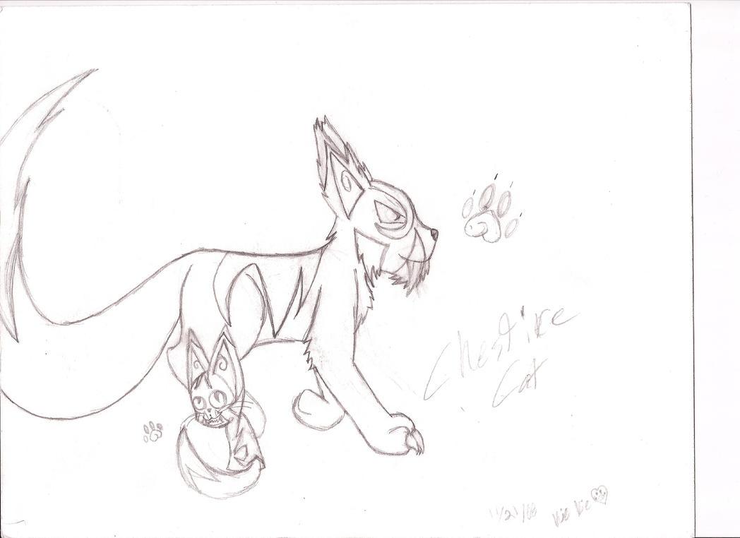 Cheshire Beast by cheshire-cat-tamer