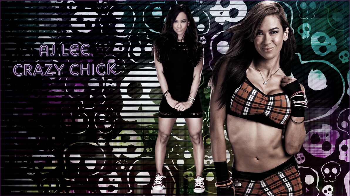 WWE Aj Lee Wallpapers - WallpaperPulse