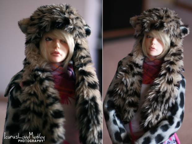 Spirithood: Cheetah by IcarusLoveMedley