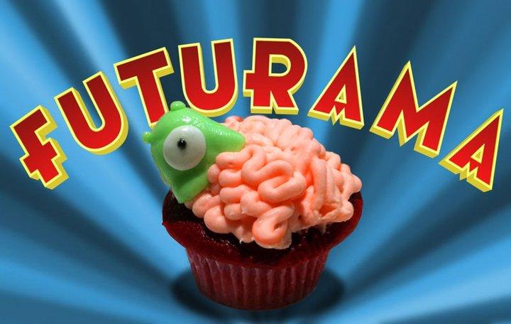 Brainslug Cupcake By Johnny-B-Animation On DeviantArt