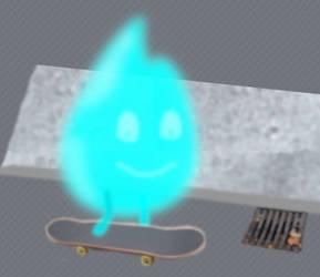 droplet skater..