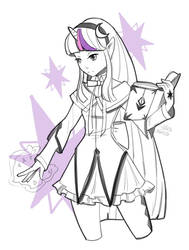 Twilight Akemi by EiliEnie