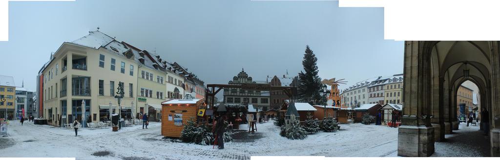 Weimarer Weihnachtsmarkt by trawellness