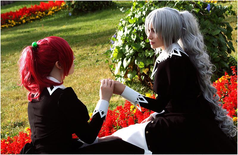 Strawberry Panic Shizuma Cosplay | www.imgkid.com - The ...