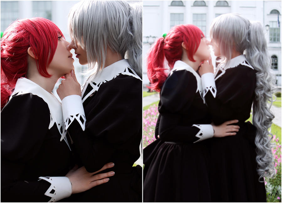 Strawberry Panic Kiss Gif | www.pixshark.com - Images ...