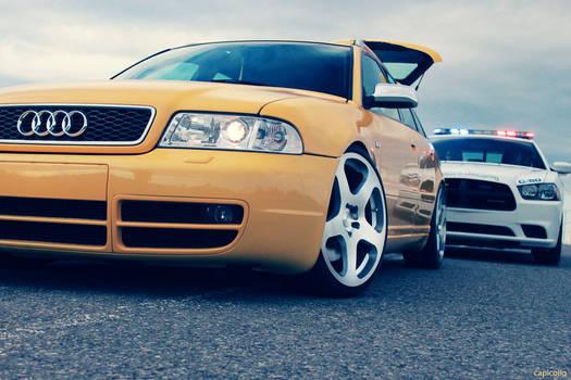 Audi Searching