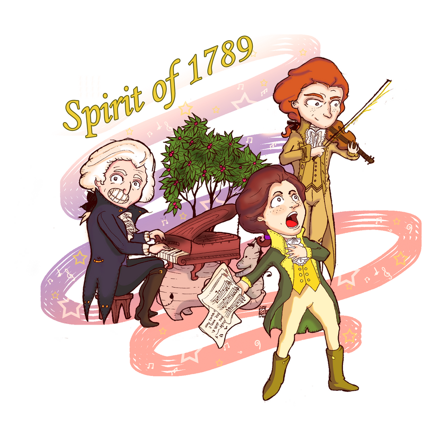 Spirit of 1789 by Eridanis-Requiem