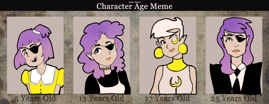 Geithner Hero >> Character Age Meme by Eridanis-Requiem on DeviantArt