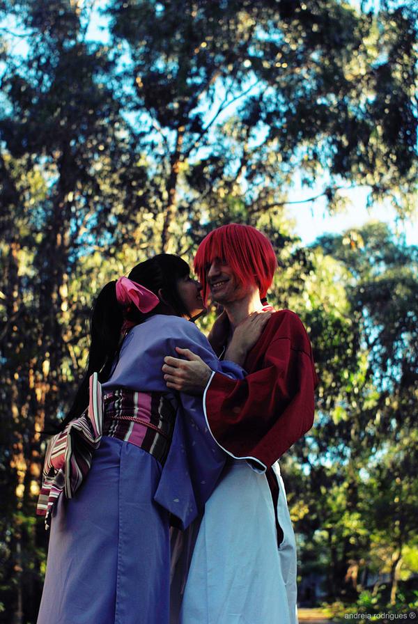 Kenshin and Kaoru VII by Gakosplay
