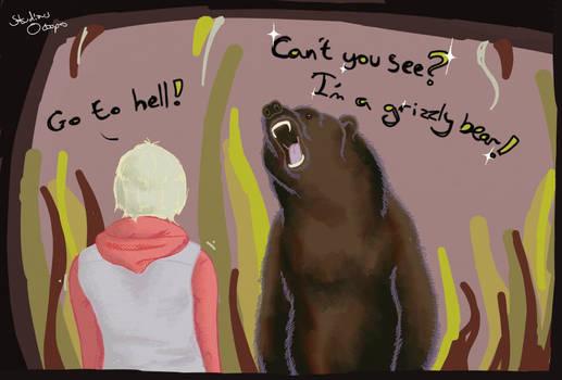Silent Hill Revelation - I'm a bear!