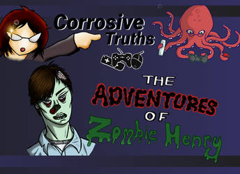 The Adventures of Zombie Henry