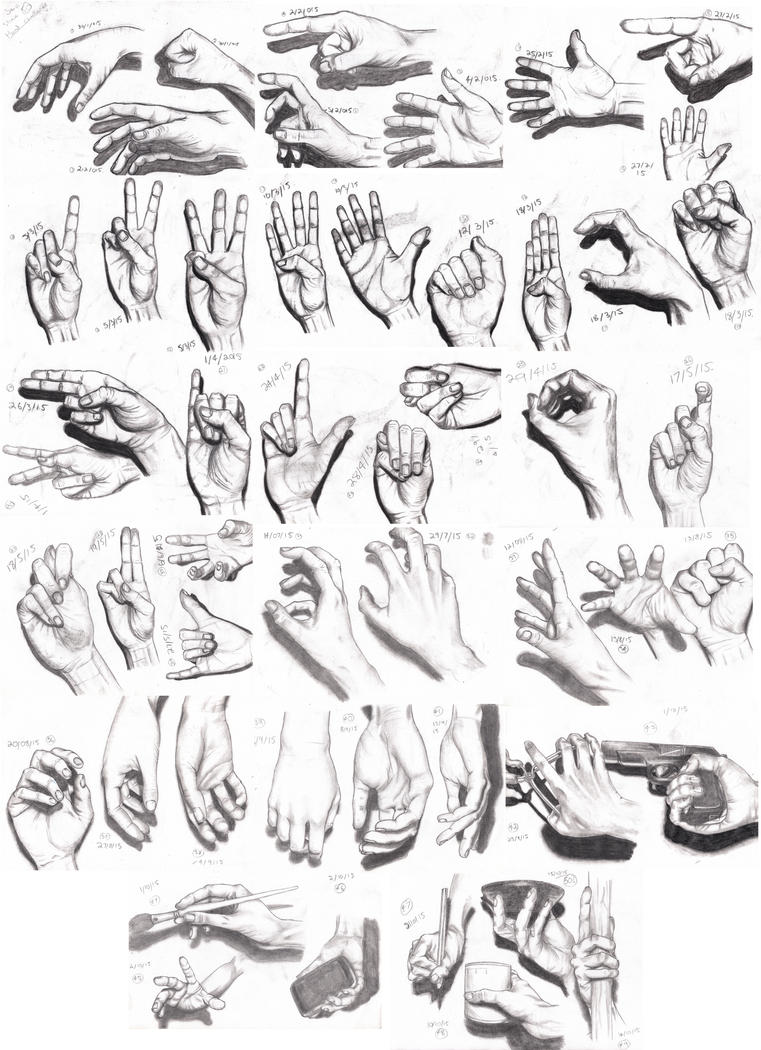 50 Hand Challenge by StudiousOctopus