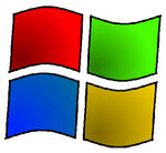 Windows Vista/7 Logo (Without Orb)