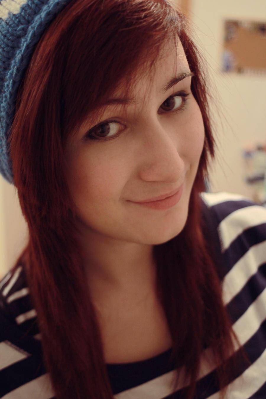 Hi! c: by Maddie-Marie