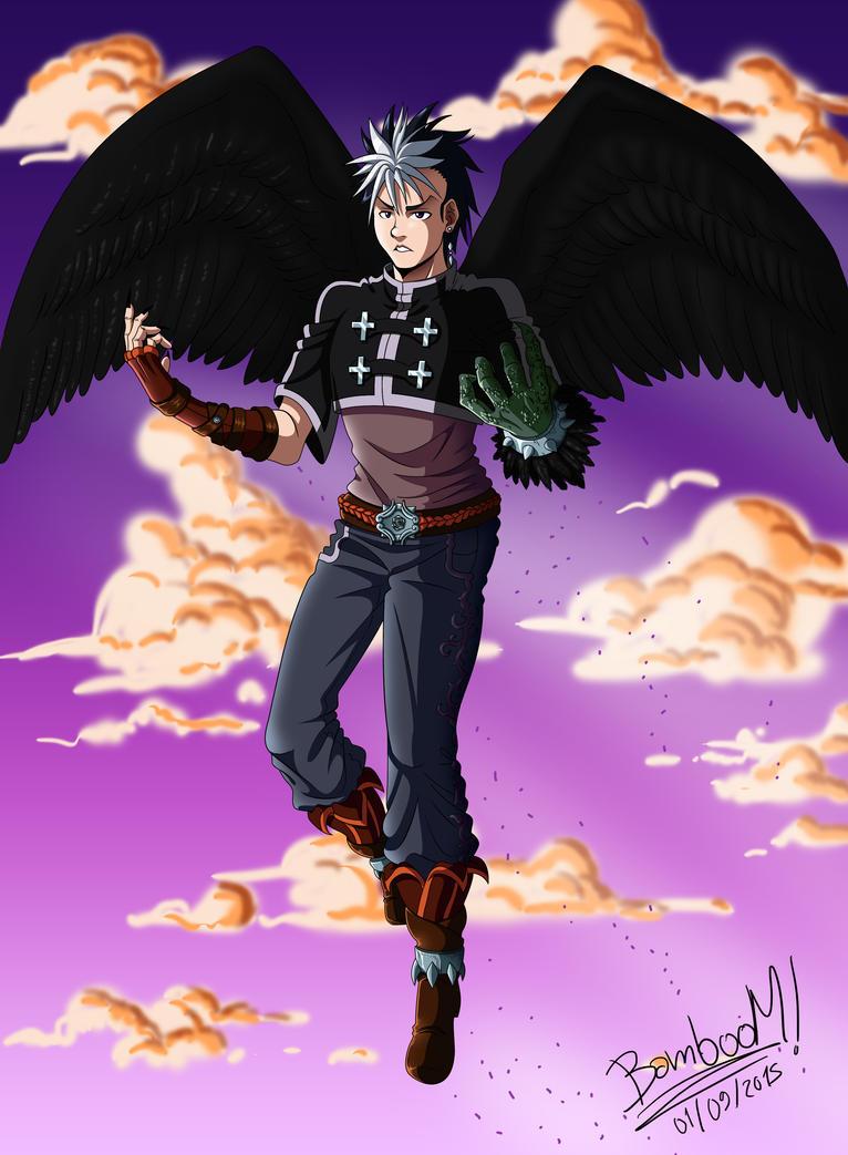 Miug (Historia: Fast Angel) by Sasaji-monkey