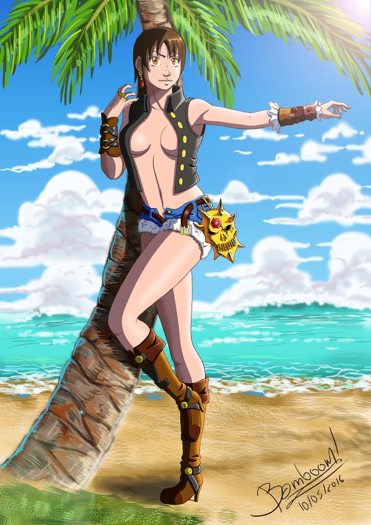 Rys - Historia: Gold Fever by Sasaji-monkey