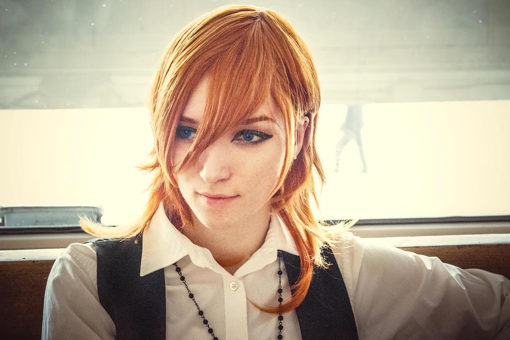 Jinguji Ren cosplay by bm-13