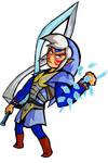Fierce Deity Link - tWW style