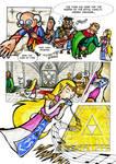 Before the Hero's Awakening - page 23 by Skull-the-Kid