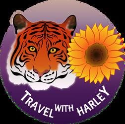 Travel with Harley logo