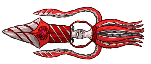 10TACLES, the mecha-squid
