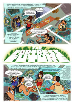 The Fortress Future - pagina 1