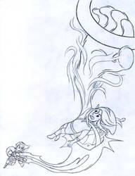 Zelda BotW 2 sketchdump