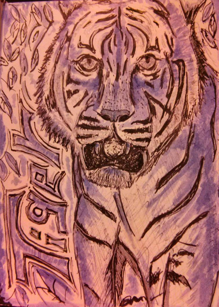 Tigar by wetsocksmell