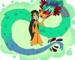 Xochitl Y Quetzalcoatl