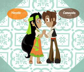 Noyolo _camoyolo